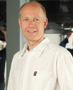 Geschäftsführer Stefan Kickum